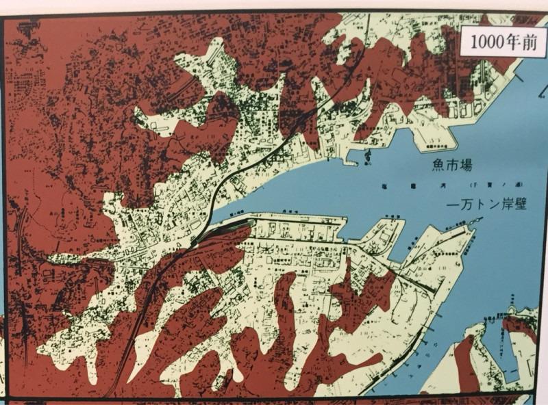 塩竈は歴史ある港町なんです