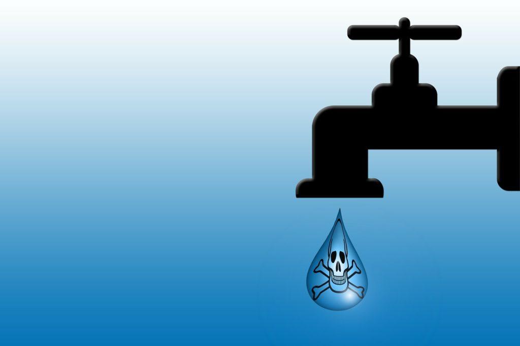 旅館業許可へ向けて@水質検査